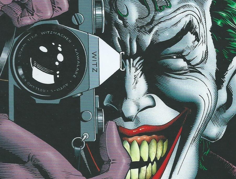 batman the killing joke joker