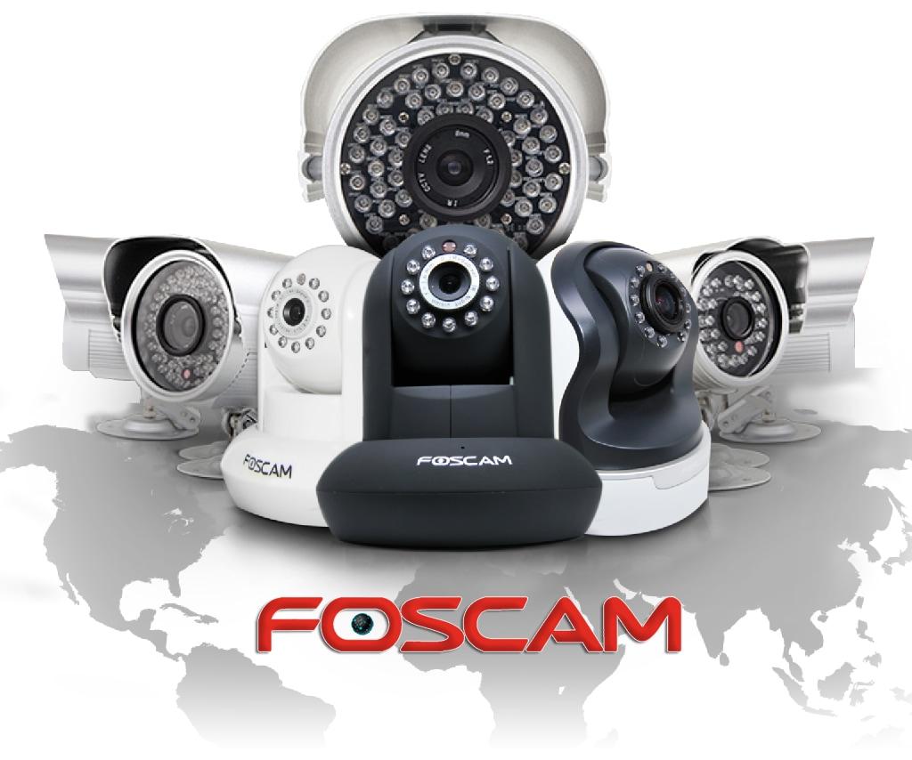 Foscam taglia i prezzi di due telecamere di sorveglianza