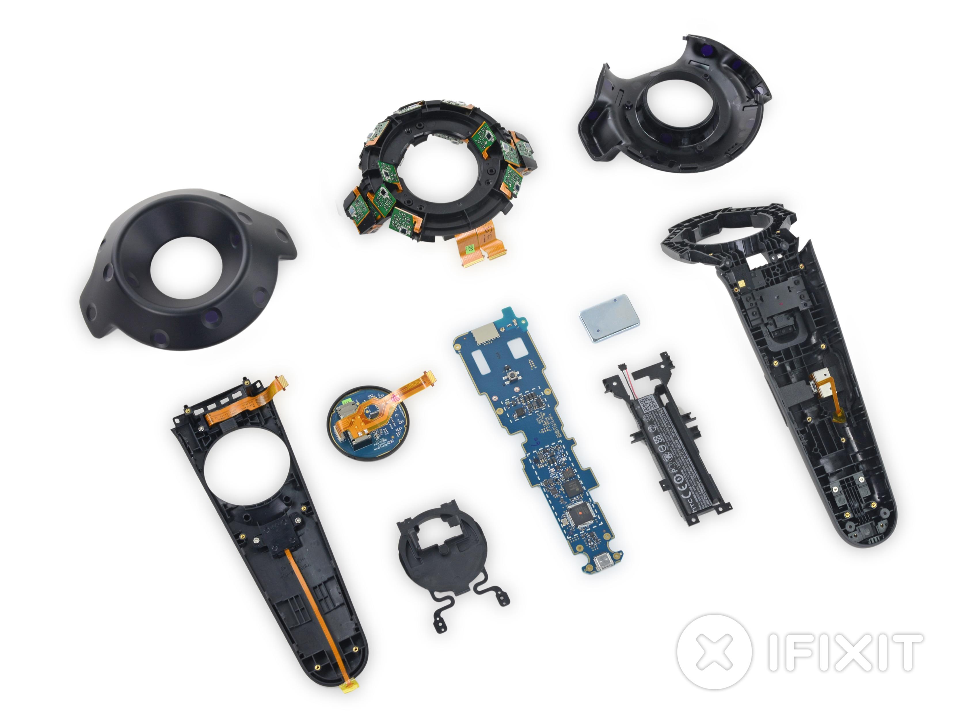 ifixit HTC Vive_8