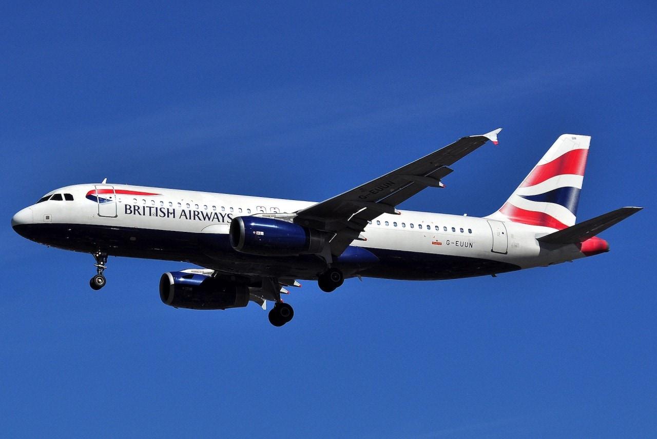 Airbus A320-232 - British Airways (G-EUUN)