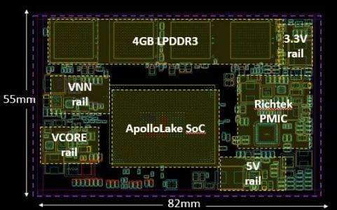 Intel Apollo Lake porterà a breve più potenza e meno consumi nella fascia bassa