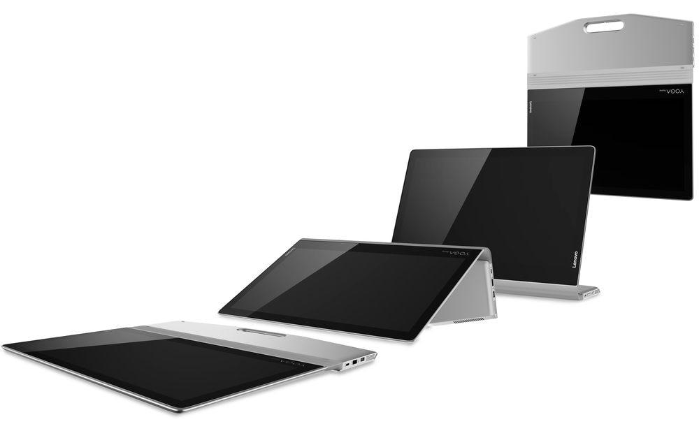 Scoprite Yoga Home 310, nuovo AIO portatile di Lenovo