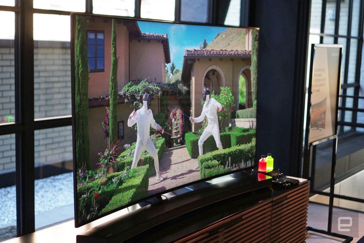 HDR, quantum dot e integrazione con l'IoT: ecco i prezzi dei nuovi TV Samsung