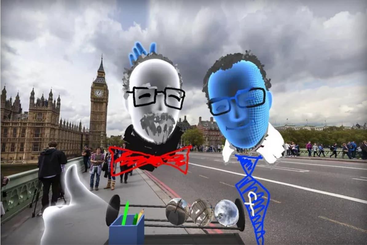 I selfie 2.0 sono quelli che vi farete nella realtà virtuale di Facebook (video)