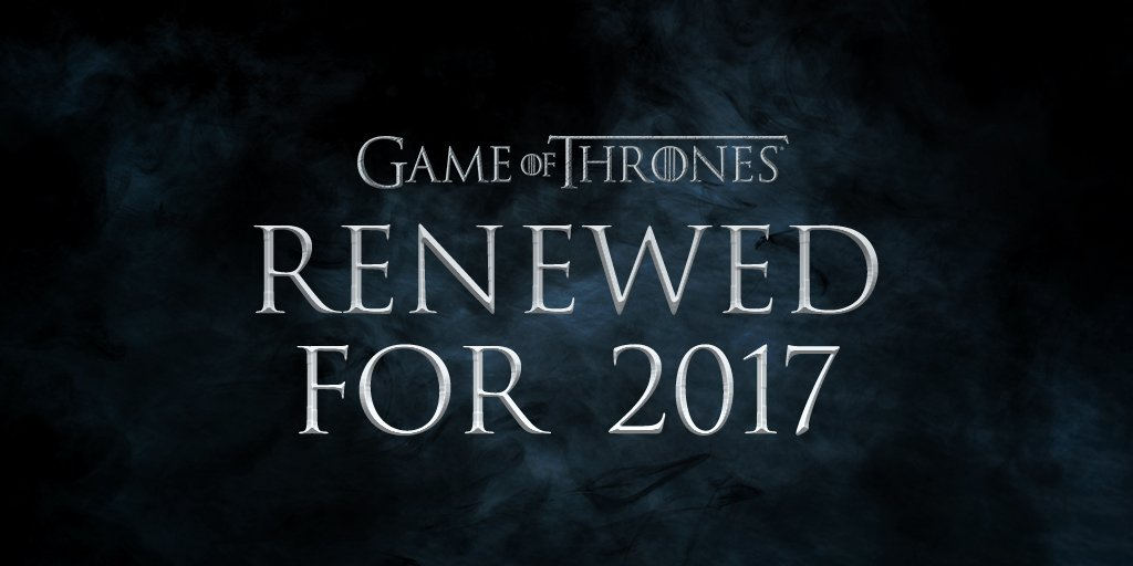 Game Of Thrones: confermata la settima stagione