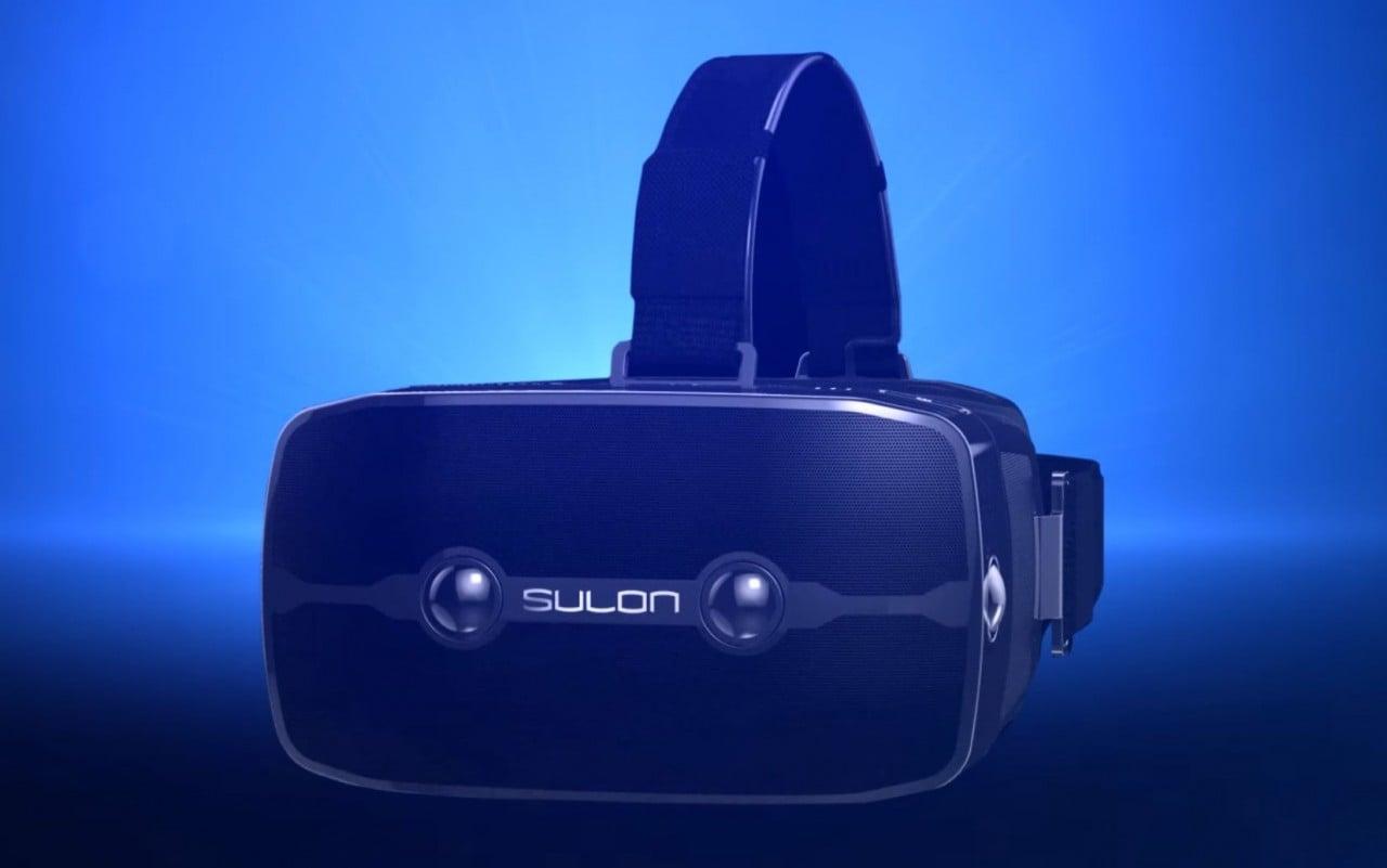 sulon q visore realtà virtuale aumentata