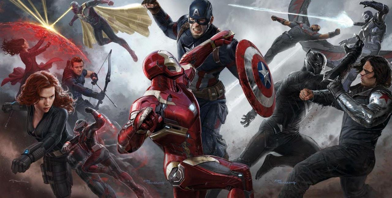 Ecco gli effetti speciali e i dietro le quinte di Captain America: Civil War (video)