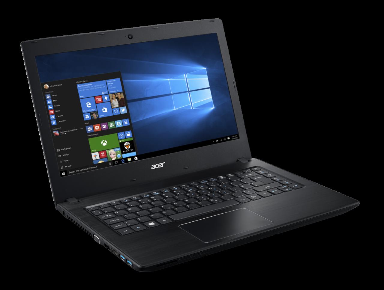 """Acer TravelMate P2: la nuova gamma """"pro"""" è interessante un po' per tutti (foto)"""