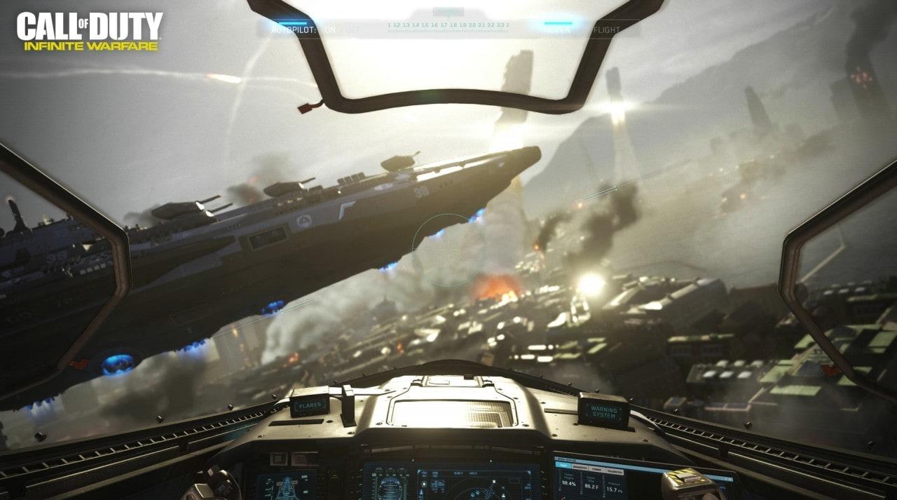 Un nuovo gameplay trailer di Call of Duty: Infinite Warfare conferma la bontà del titolo, ma... (video)