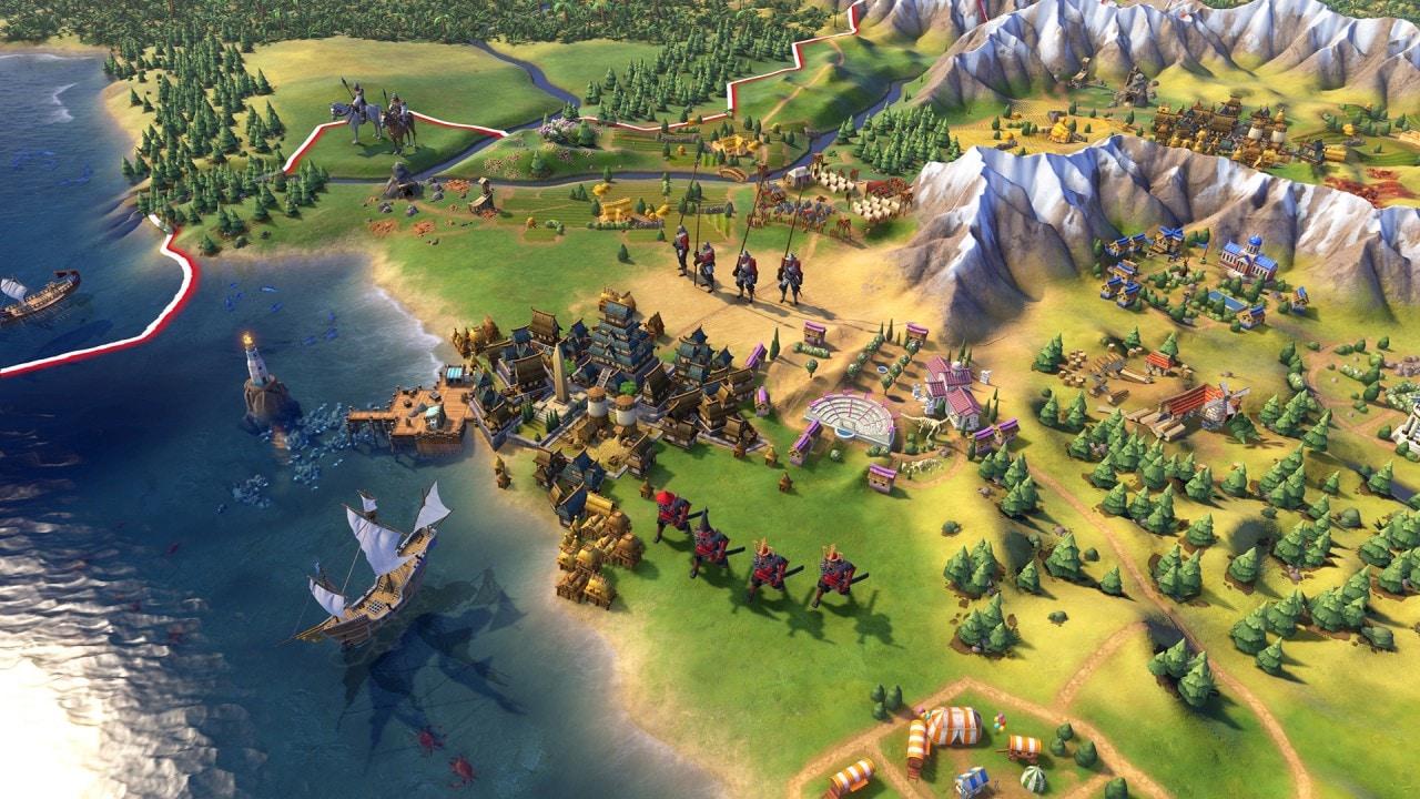 Civilization VI screenshot - 3