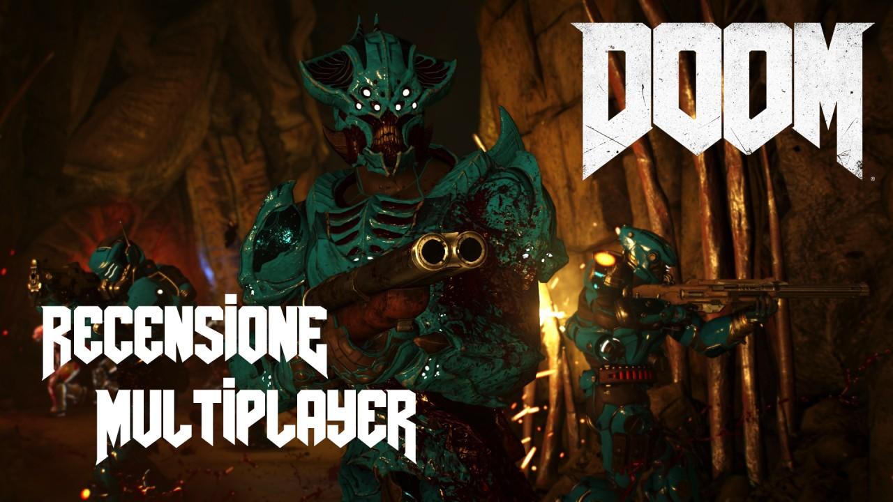 Recensione DOOM Multiplayer