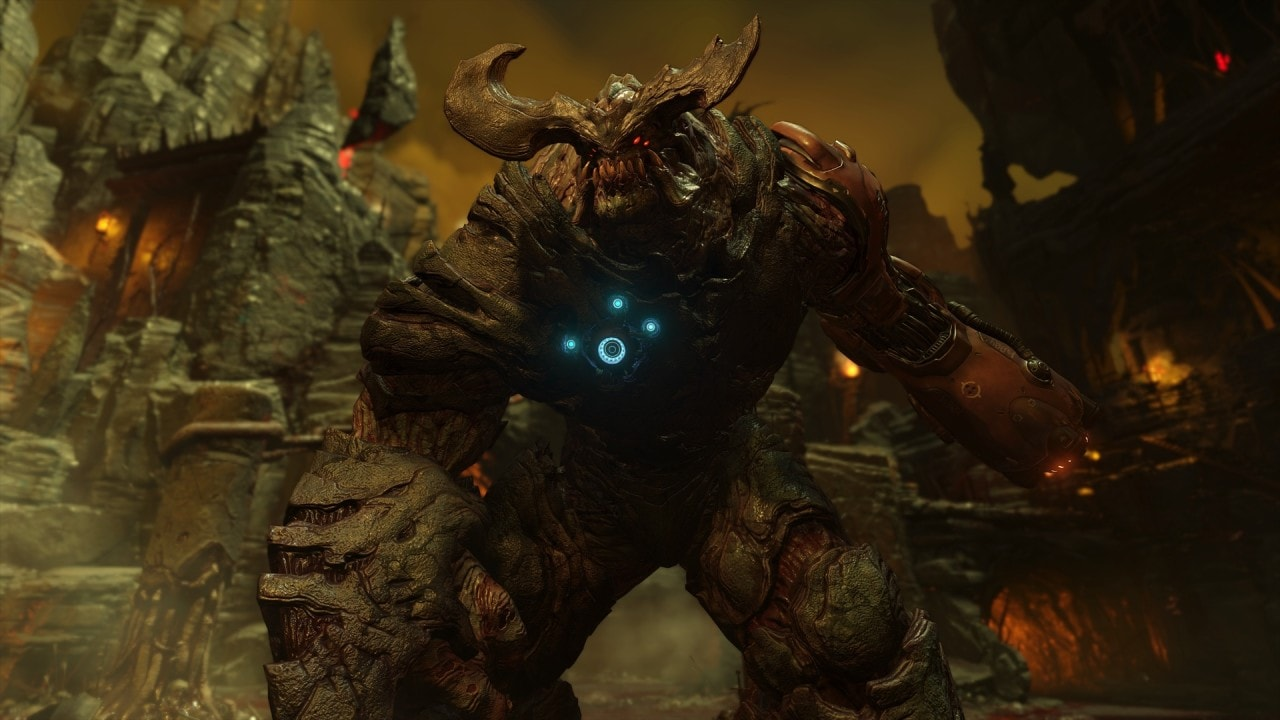 DOOM Screenshot - 23