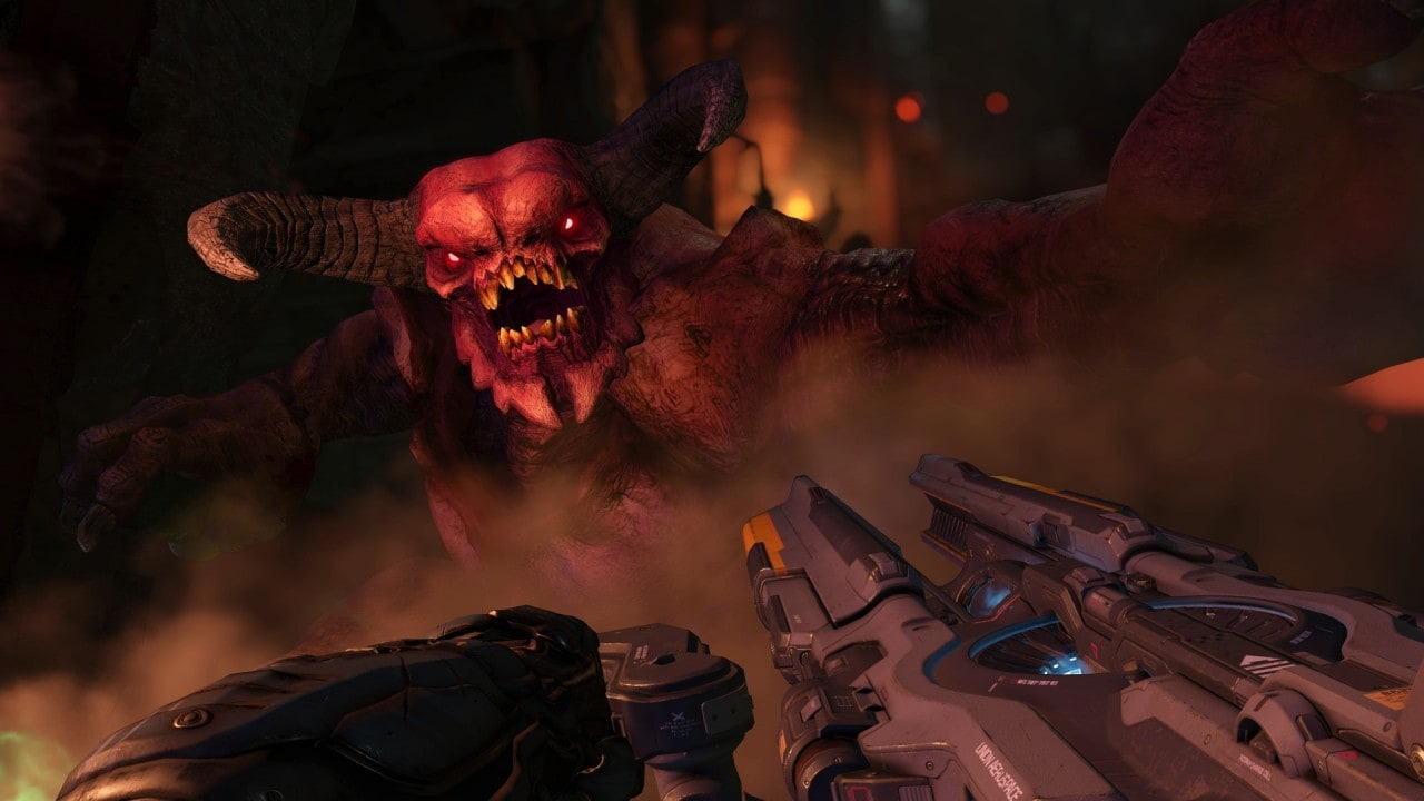 DOOM Screenshot - 27