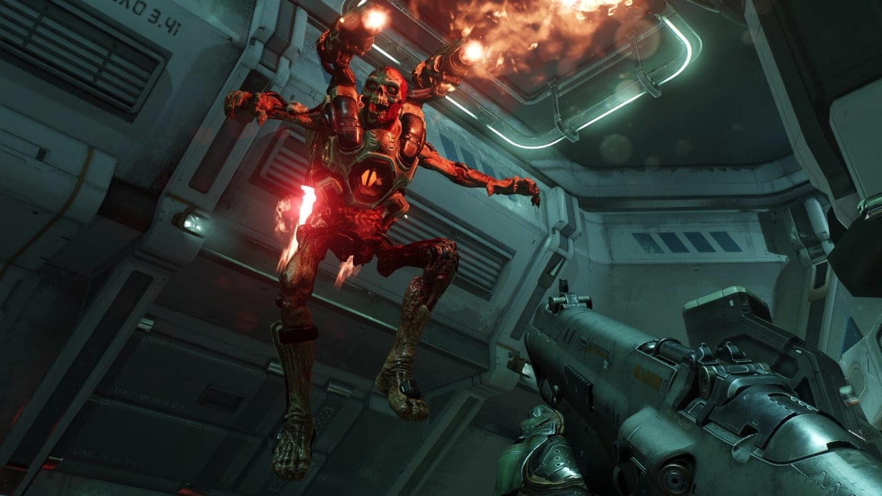 DOOM Screenshot - 6