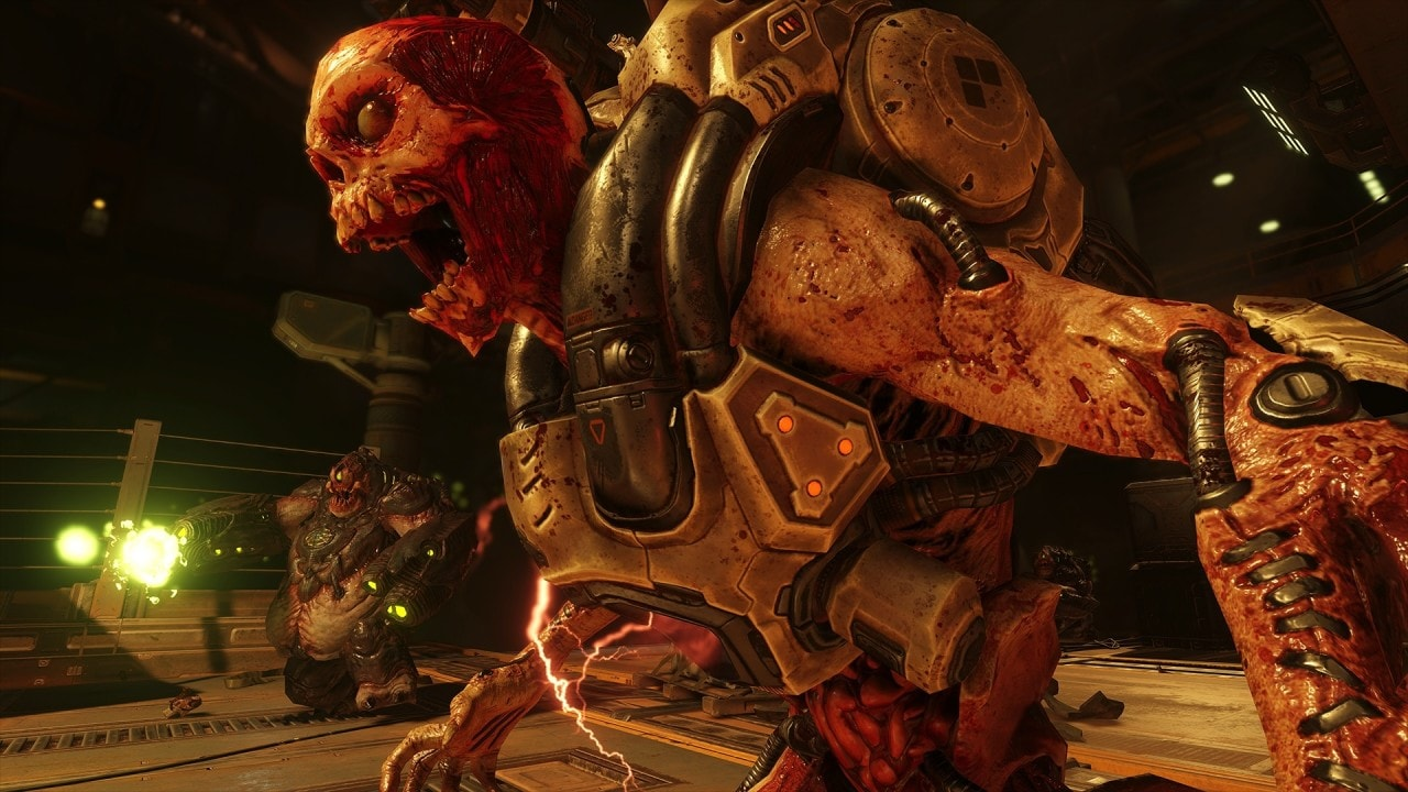 DOOM Screenshot - 9