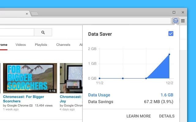 Data Saver Google