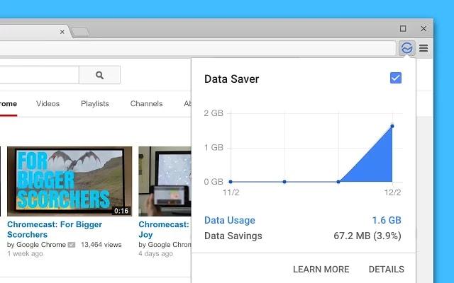 Data Saver Google
