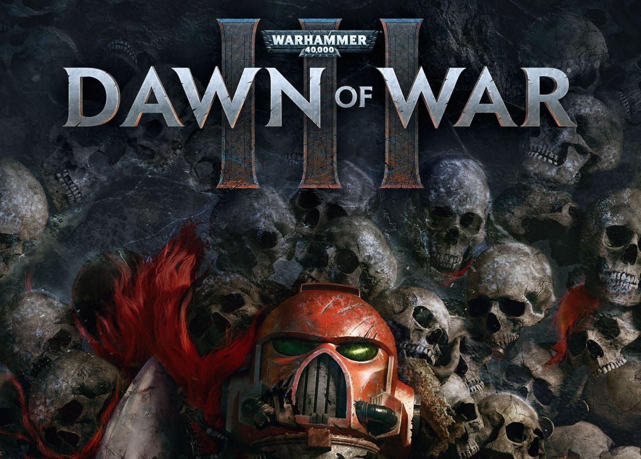 Dawn of War 3 copertina