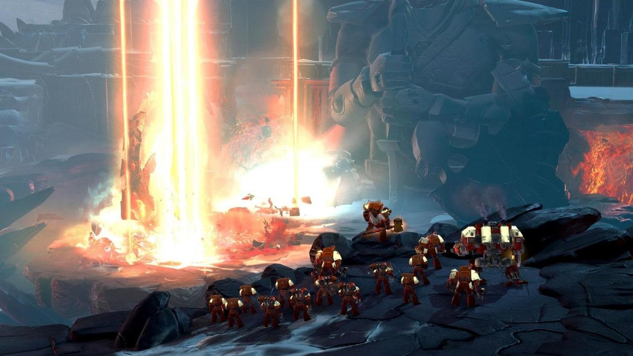 I primi screenshot di Dawn of War III sono piuttosto notevoli (foto)