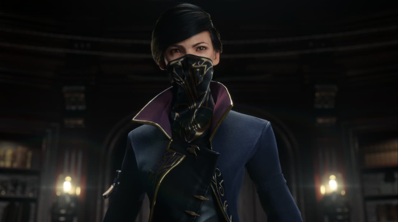 Dishonored 2 Artwork - 2