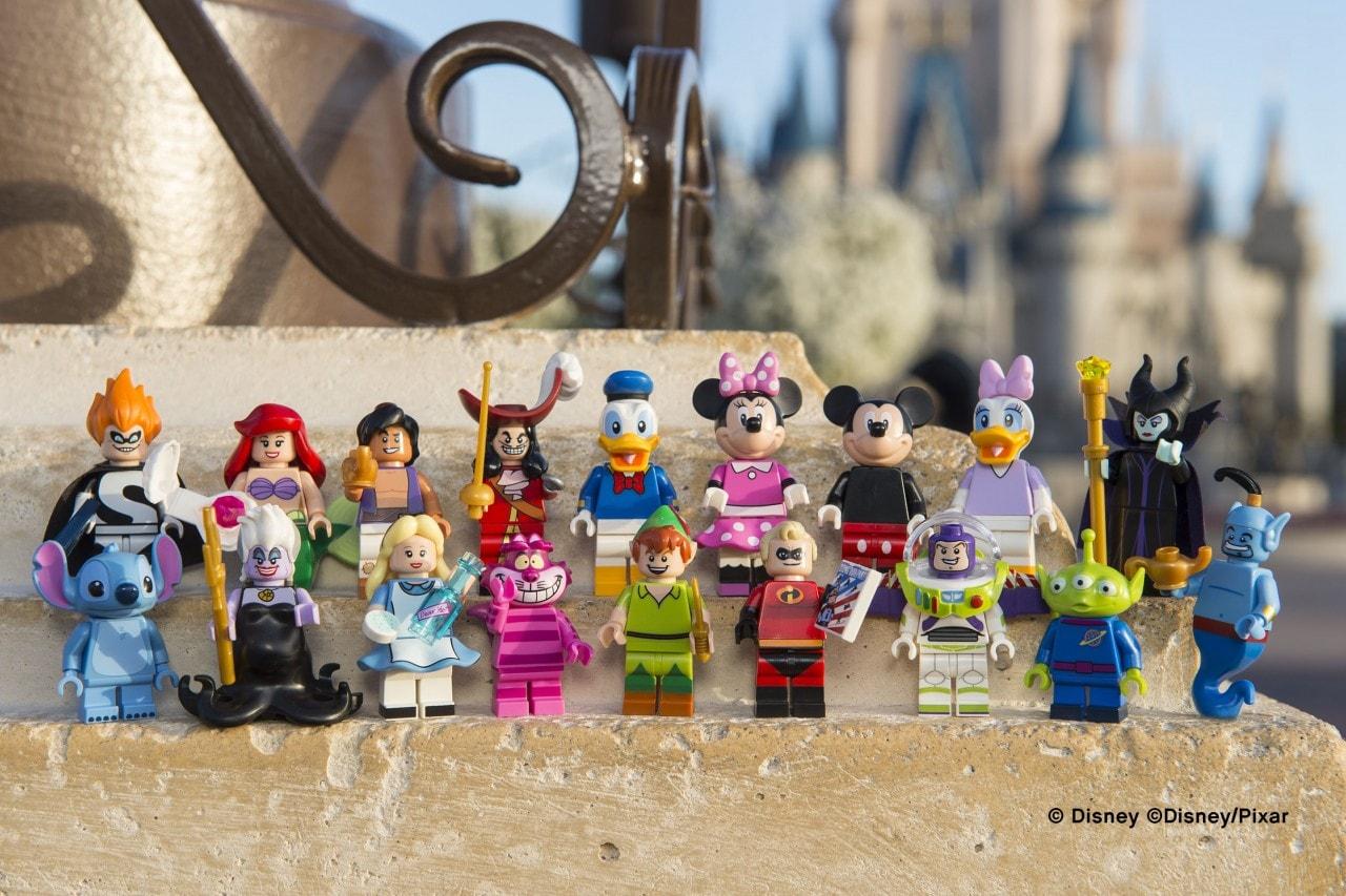 Disney LEGO Minifigure - 1