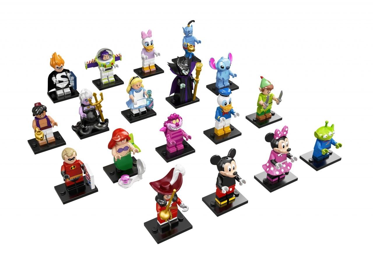 Disney LEGO Minifigure - 2