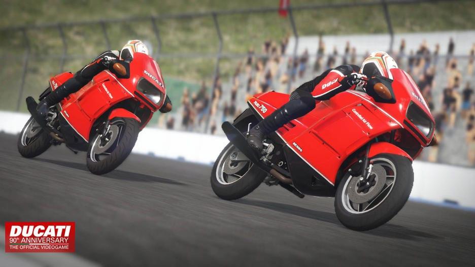 Ducati - 90th Anniversary è disponibile nei negozi, ecco il trailer di lancio
