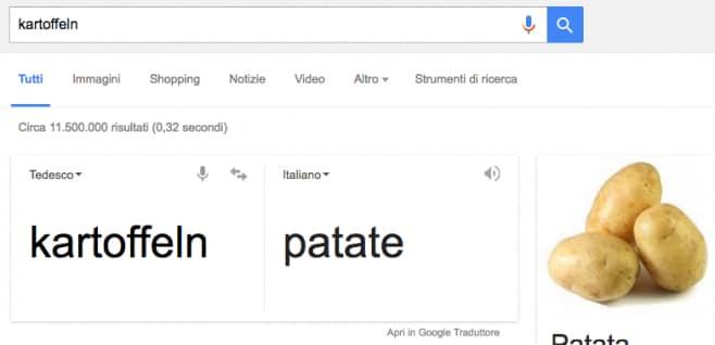 Google Traduttore in ricerca_1