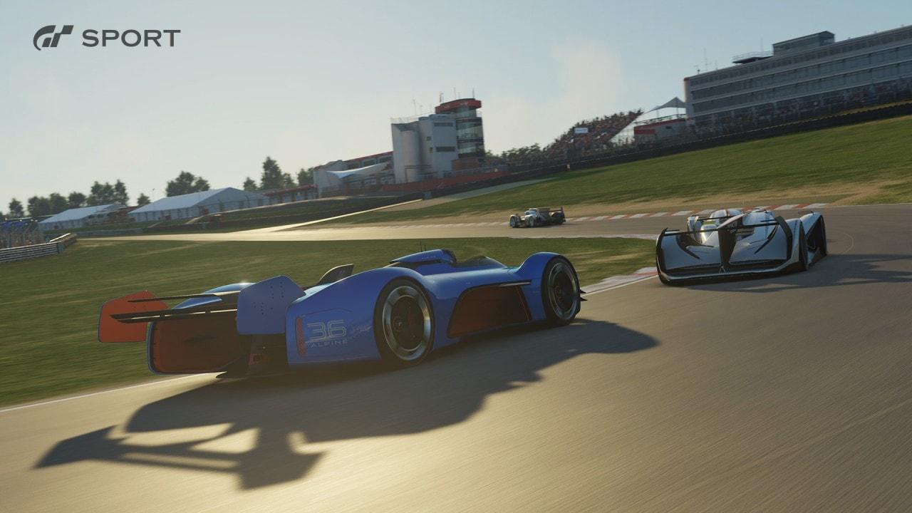 Gran Turismo Sport Screenshot (1)