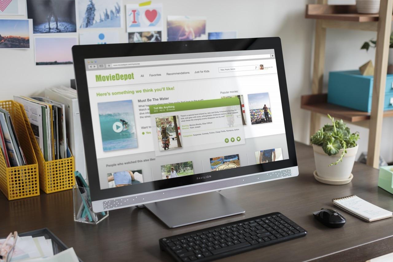 HP Pavilion Desktop e All-in-One: caratteristiche, uscita, prezzi ...
