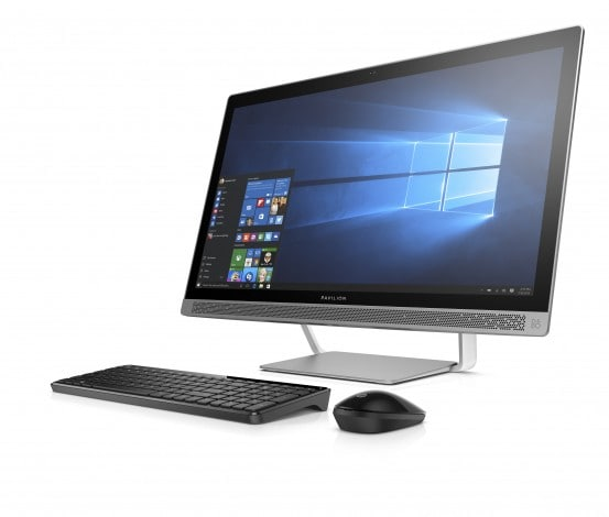 HP Pavilion All-in-One_2