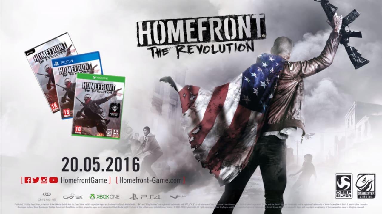 Homefront: The Revolution ci racconta la sua terribile storia (video)