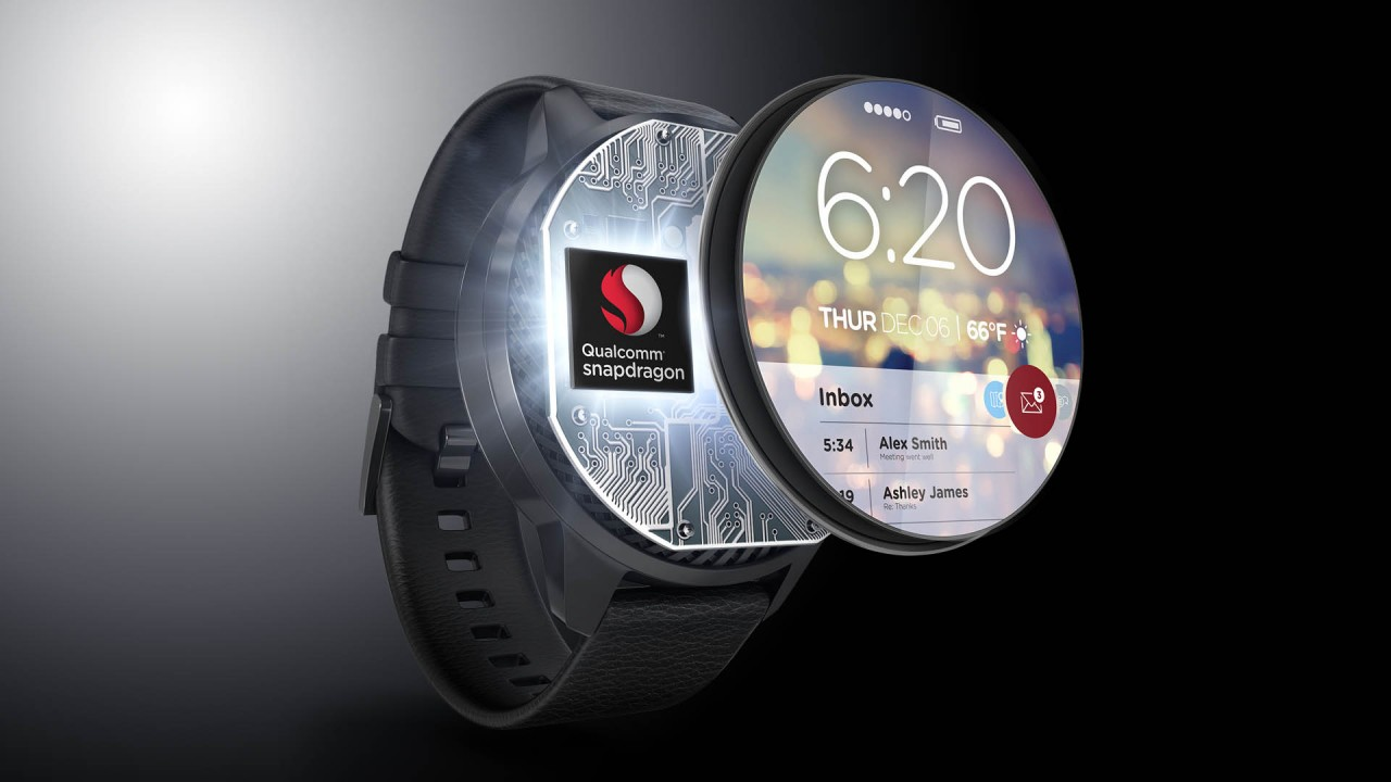 Qualcomm-Snapdragon-Wear-2100-SoC-smartwatch-Wearables