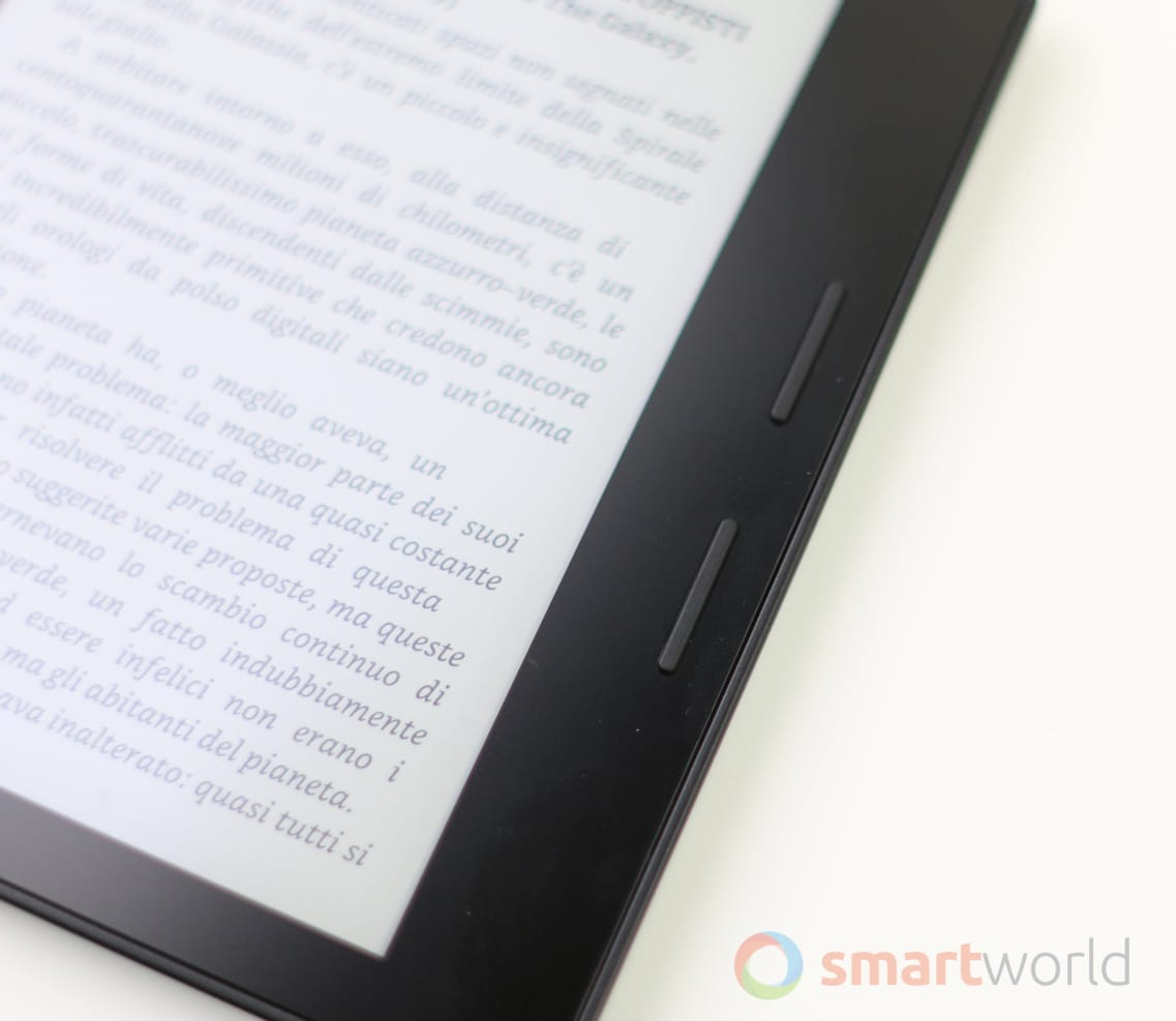 Recensione Amazon Kindle Oasis 3G - 3