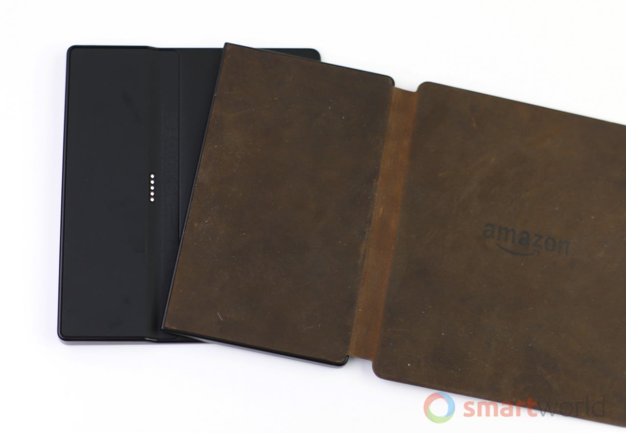 Recensione Amazon Kindle Oasis 3G - 9