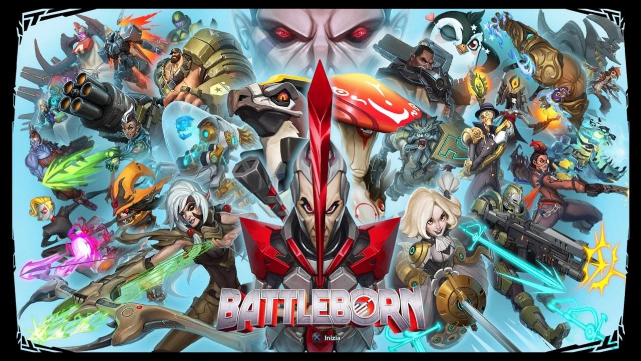 Recensione Battleborn - Copertina