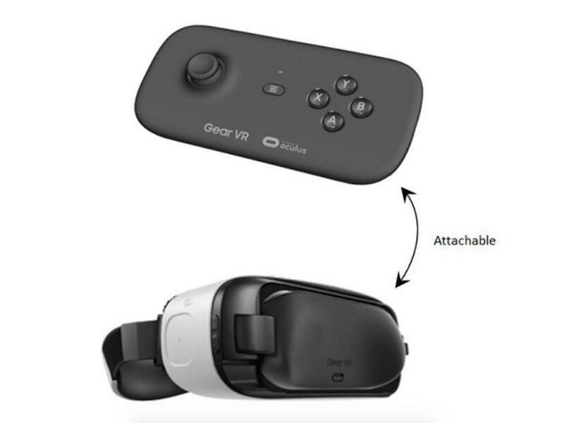 Samsung GamePad Gear VR_2