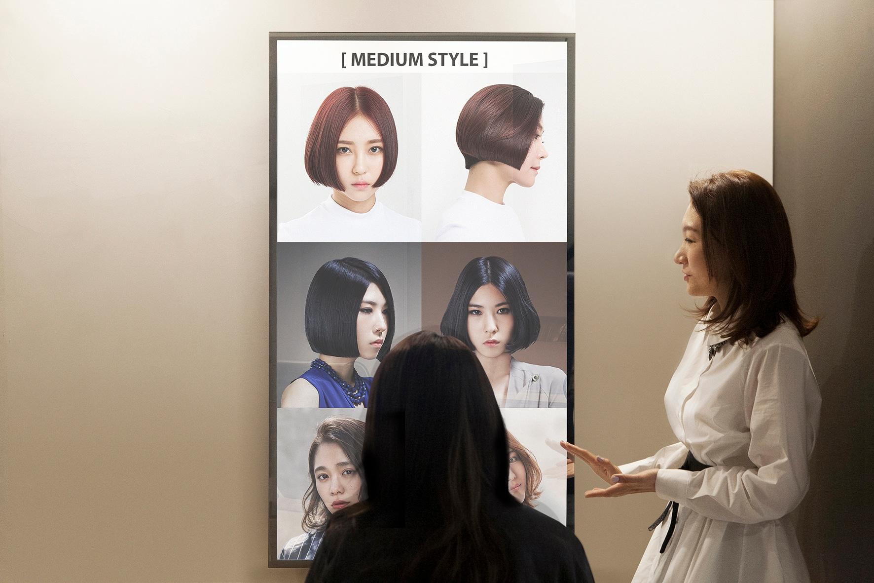 Samsung Mirror Display –  Specchi smart_6