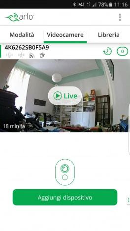 Screenshot Netgear Arlo Q 01
