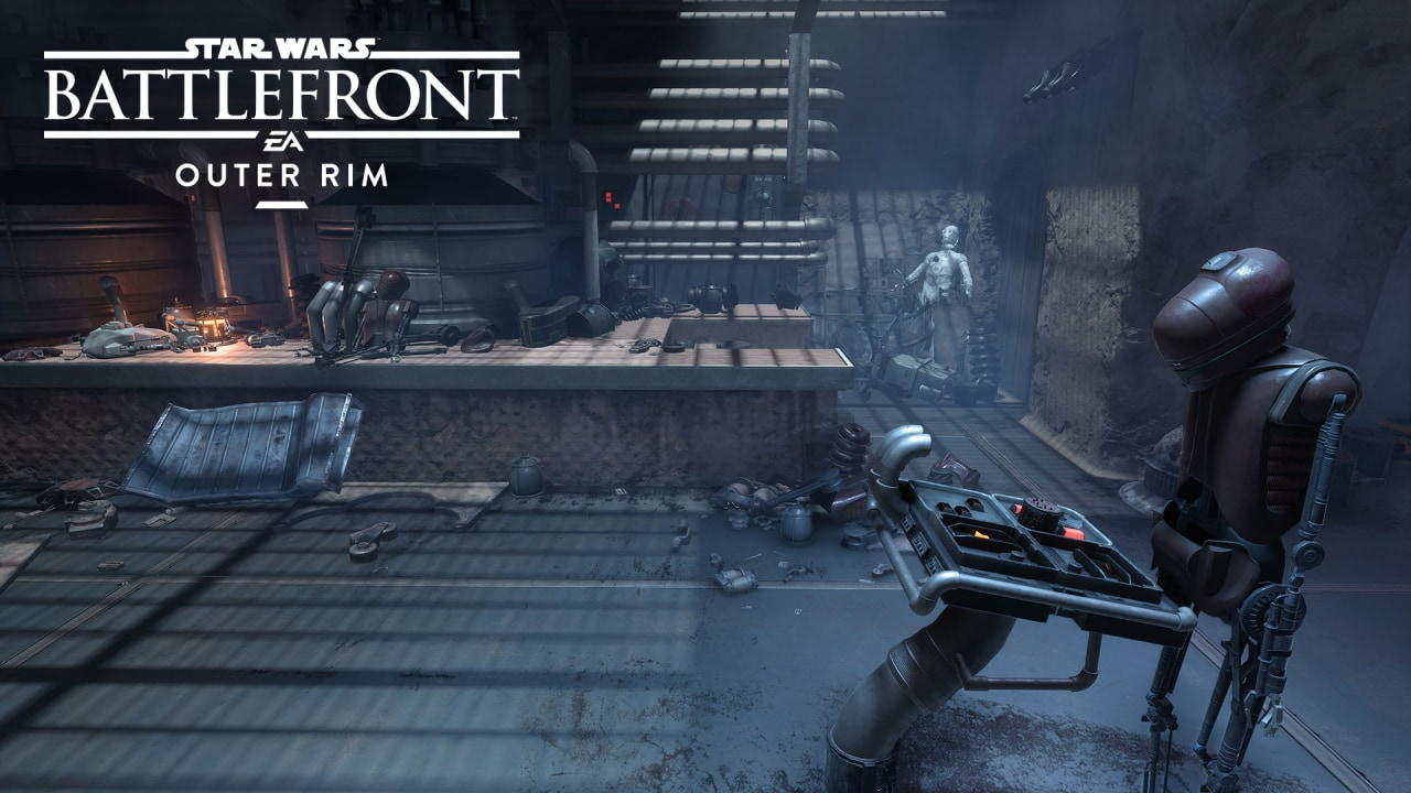 EA rivela numerose novità su Star Wars Battlefront (video)