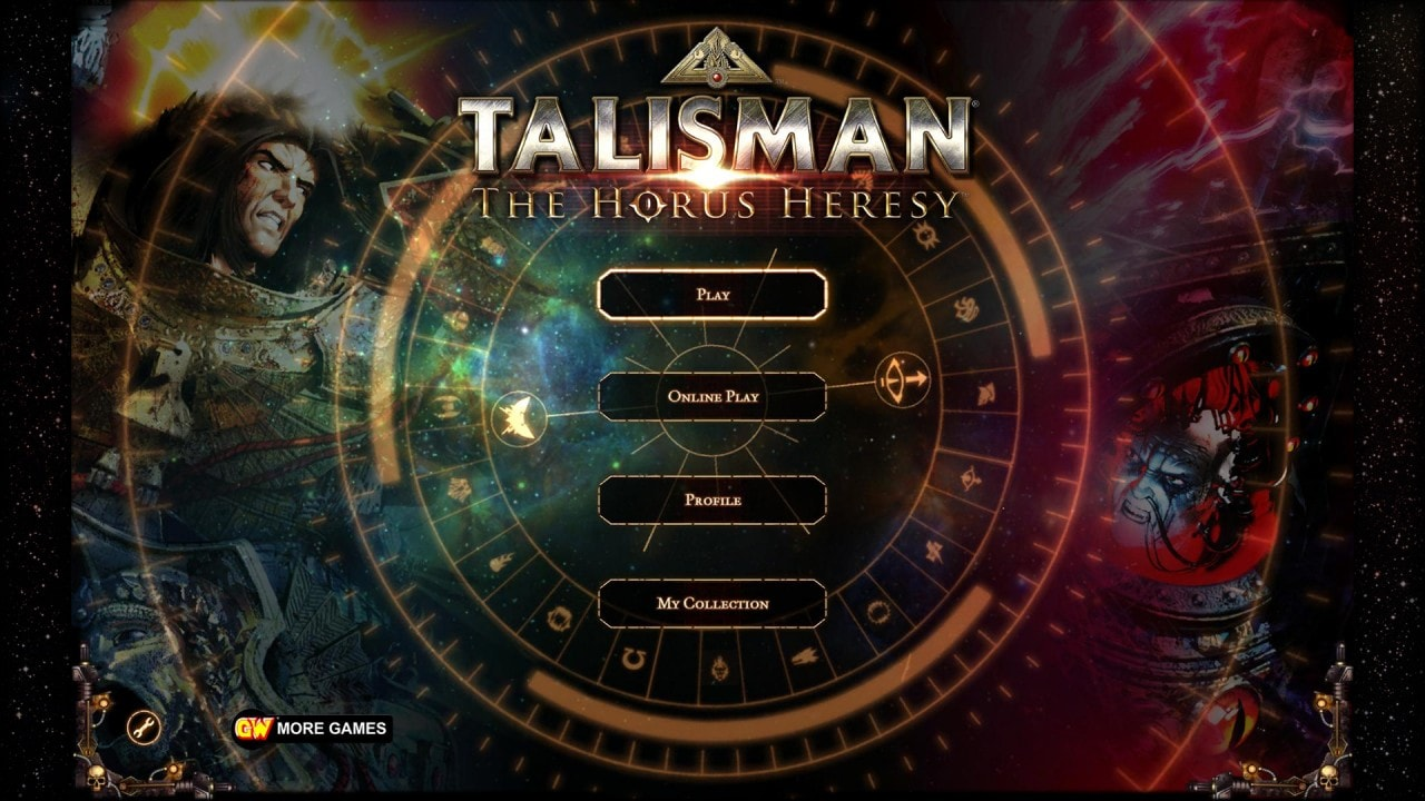 Talisman the horus heresy il gioco da tavolo proiettato - Talisman gioco da tavolo prezzo ...