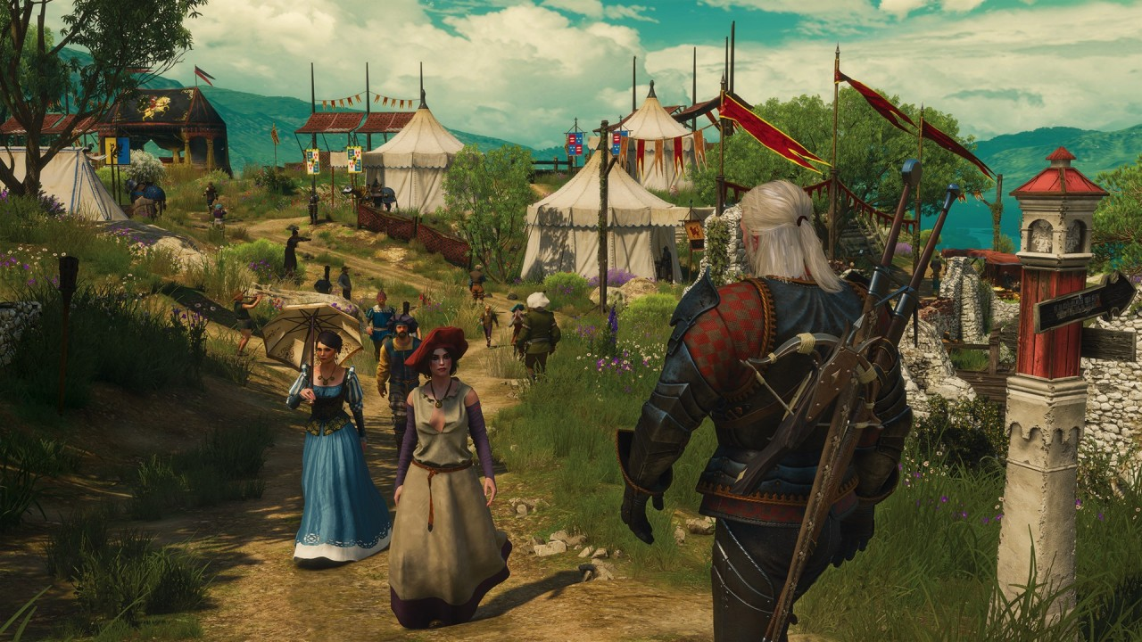 The Witcher 3 Wild Hunt Blood - 1