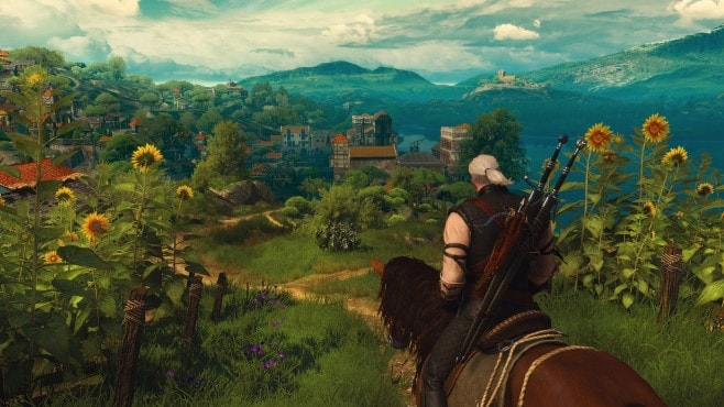 The Witcher 3 Wild Hunt Blood - 14