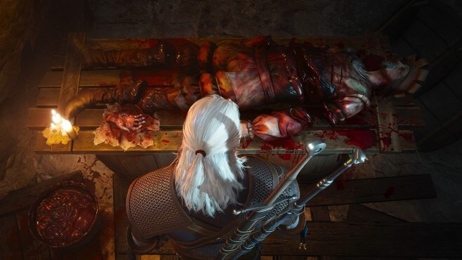 The Witcher 3 Wild Hunt Blood - 7