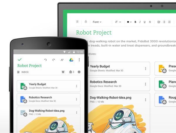 Evernote - Google Drive