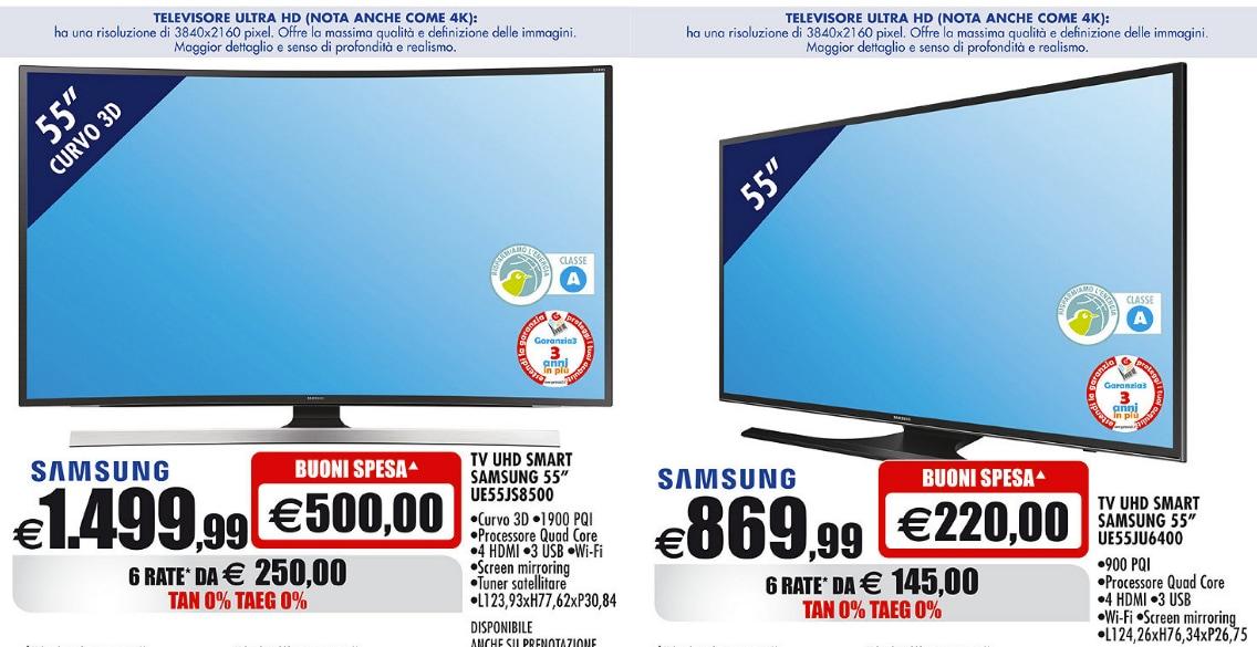 Volantino Auchan buoni smart TV maggio 2016_9