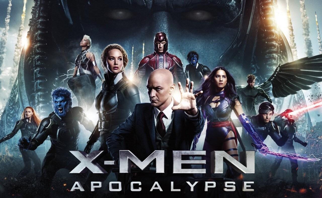 X-Men Apocalisse Locandina