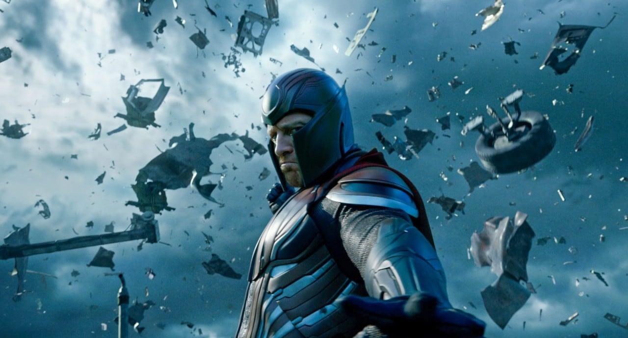 X-Men Apocalisse Magneto