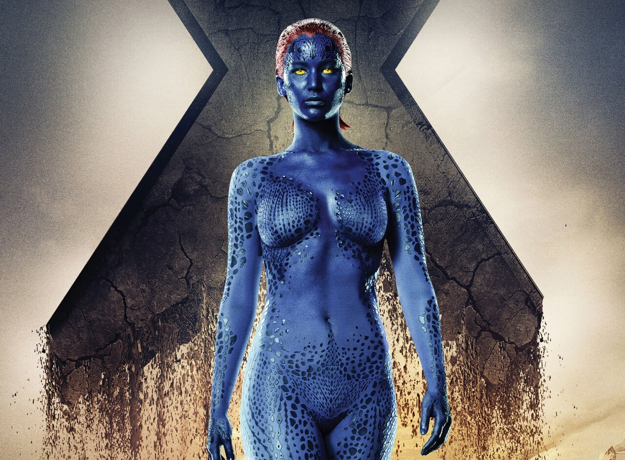 X-Men Apocalisse Mystica