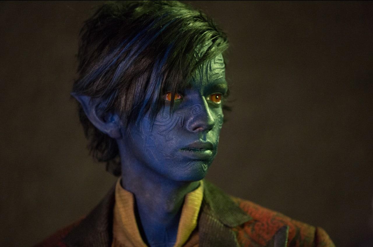 DF-04845 Kodi Smit-McPhee as Kurt Wagner / Nightcrawler in X-MEN: APOCALYSPE.
